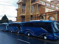 Rental Bus Pariwisata 35 Seat Manado