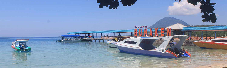 Menikmati Indahnya Taman Laut Bunaken