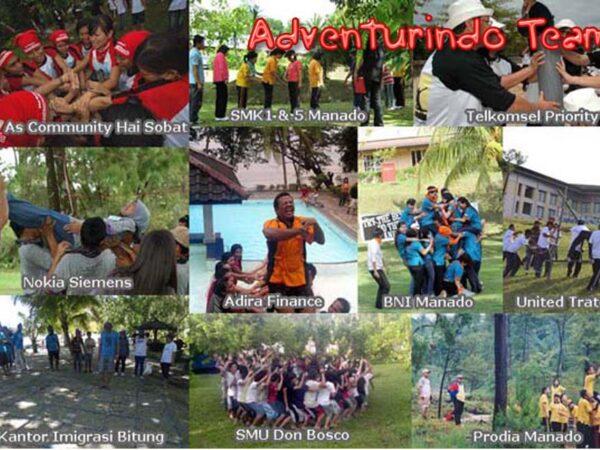 Team Building Manado
